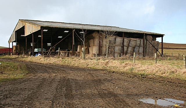 Barn at Lower Deuchries