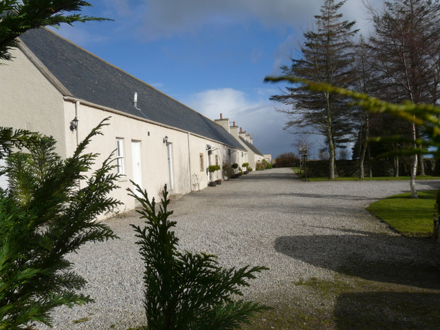 Cottages at Glenmorangie House