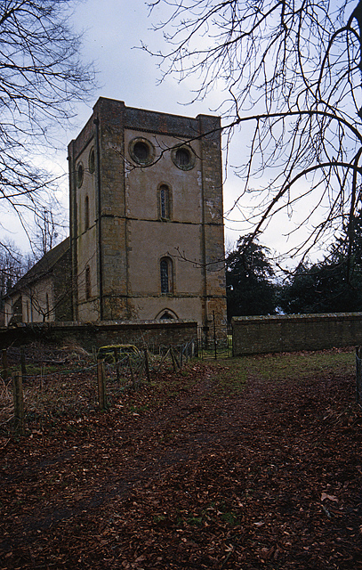 Parish Church of Our Lady - Warnford Park