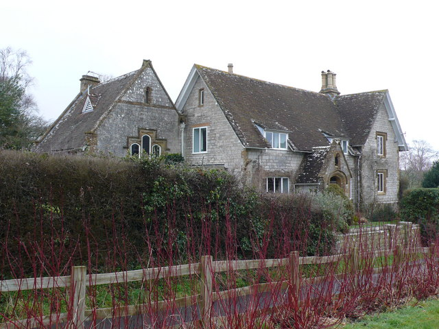 Thomas Hardy Locations, First School,  Lower Bockhampton
