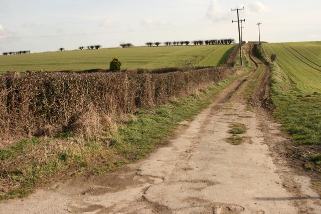 Track to Eppleworth