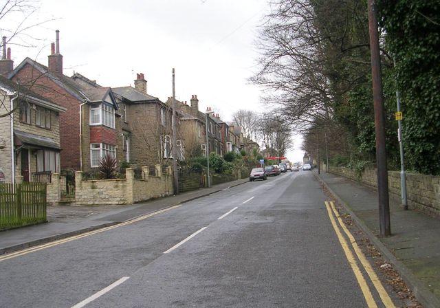 Healds Road - Halifax Road
