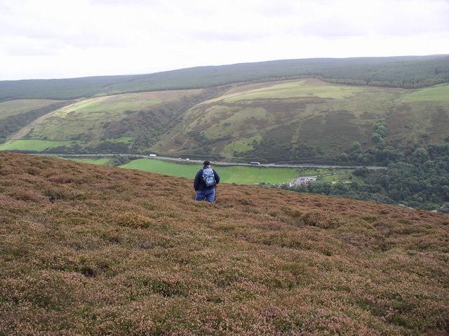 Sandloch Hill