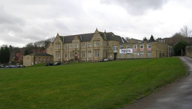 Dewsbury College - Halifax Road