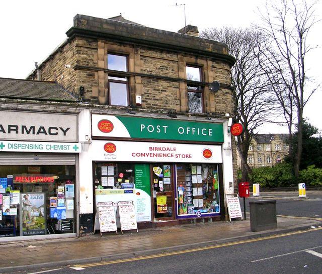 Halifax Road Post Office - Birkdale