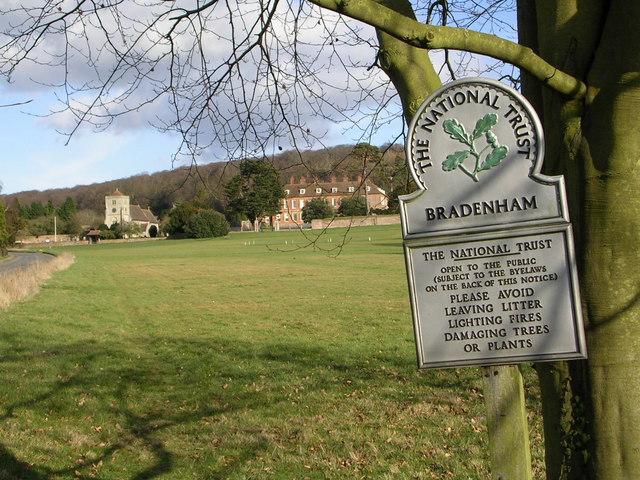 Bradenham village green