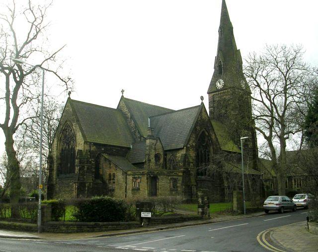 Un-named Church - West Park Street - Halifax Road