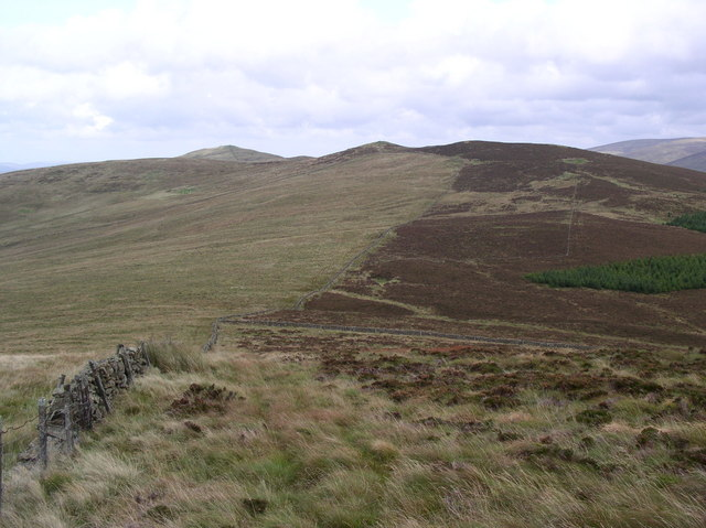 Penderry Hill Dyke