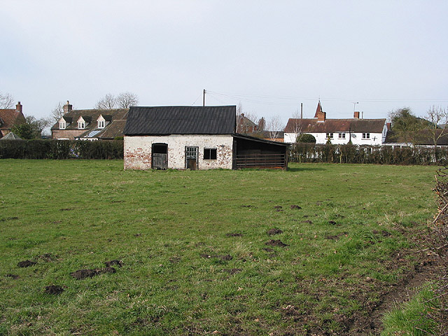 Paddock and stable at Pendock