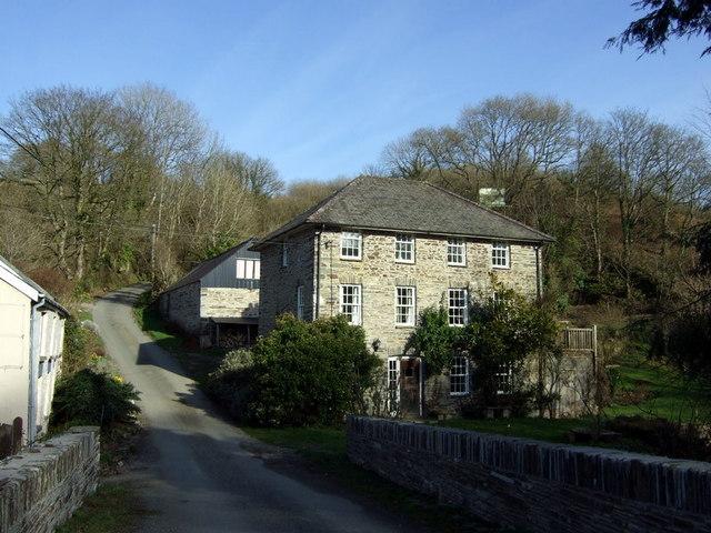 Monington mill