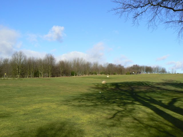 Fairway of the 2nd