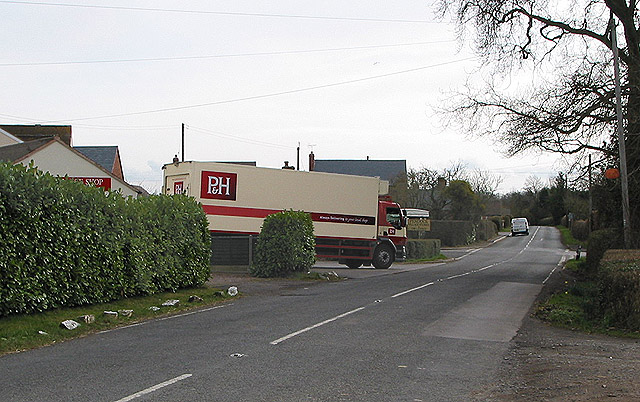 Supplies arrive at a rural post office