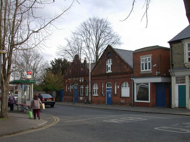 Salisbury Conservative Club, Mill Road