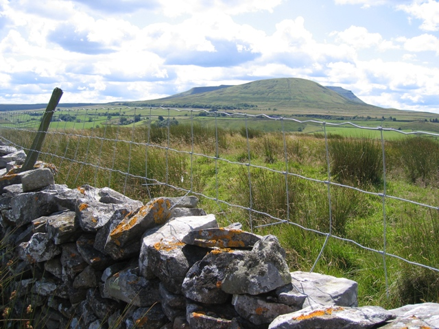 View towards Simon Fell