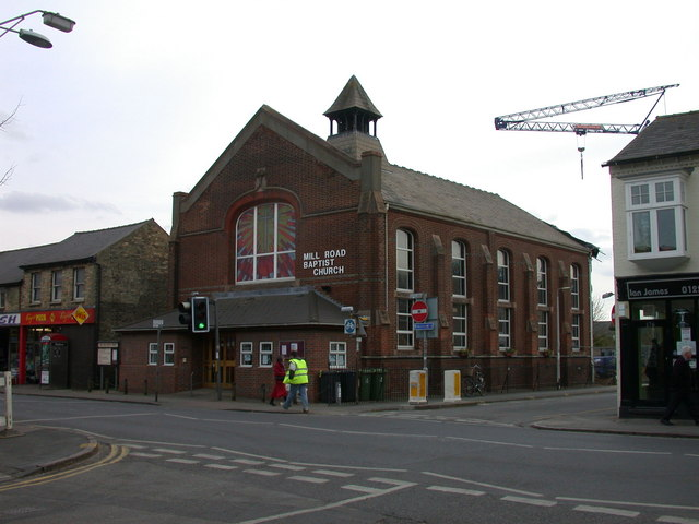 Mill Road Baptist Church