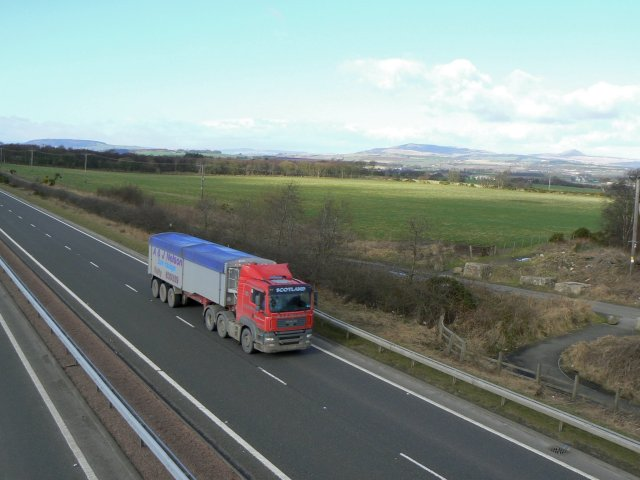 A92 looking West