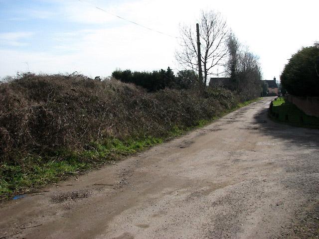 Coburg Lane