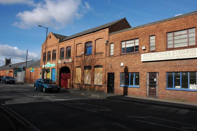 Business premises, Worcester