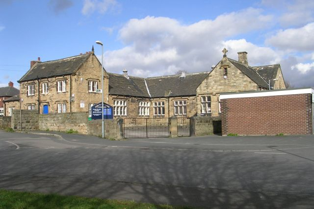 St Peter's Church & Parish Centre - New Street, Earlsheaton