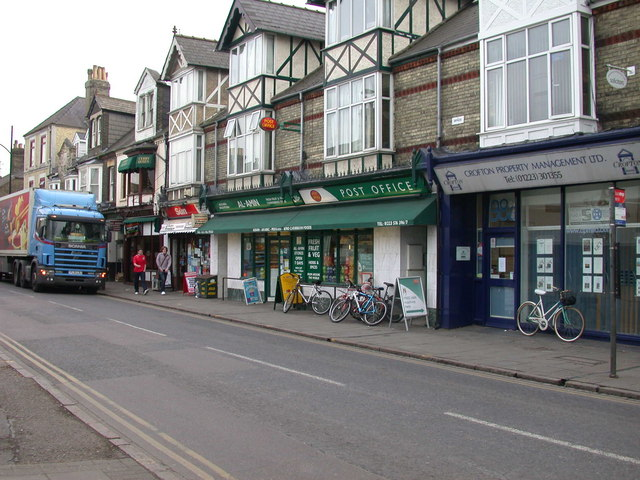 Mill Road Post Office