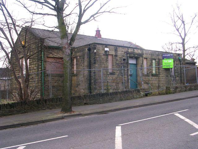 Derelict Building - Syke Lane, Earlsheaton
