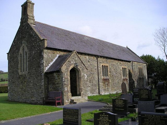 Eglwys Capel y Groes