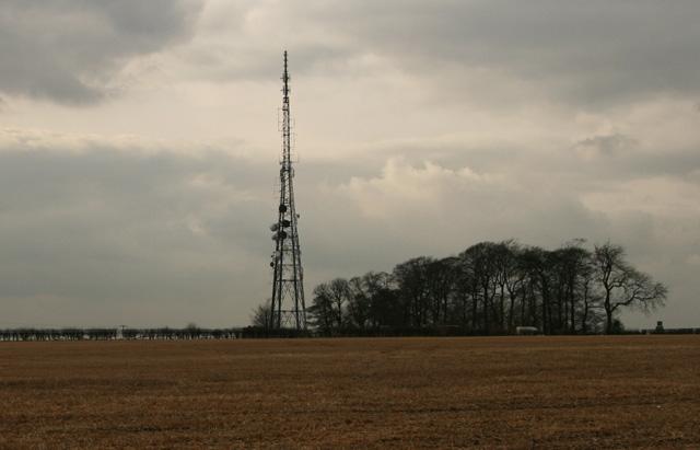 High Hunsley Radio Tower