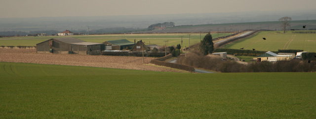 Small Wold Farm, High Hunsley