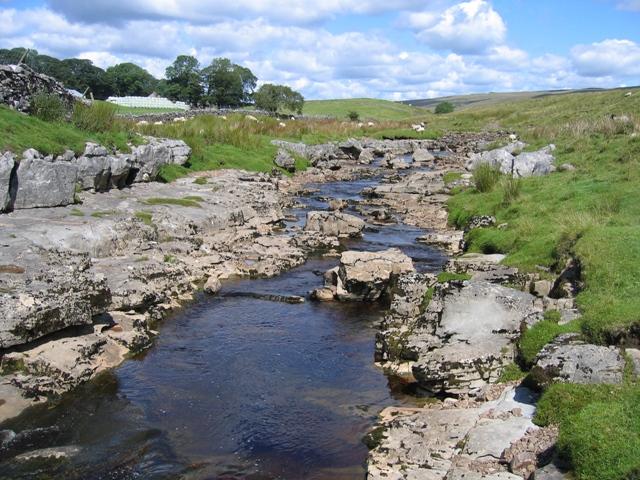Thorn Gill upstream