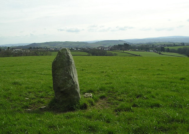 Standing Stone and Pasture