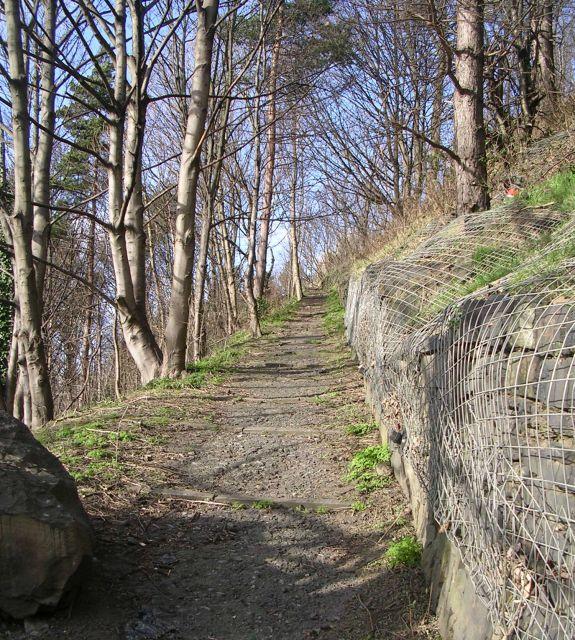 Footpath - Wakefield Road