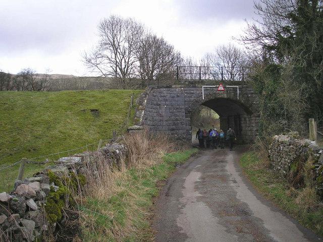 Railway bridge near Casterton