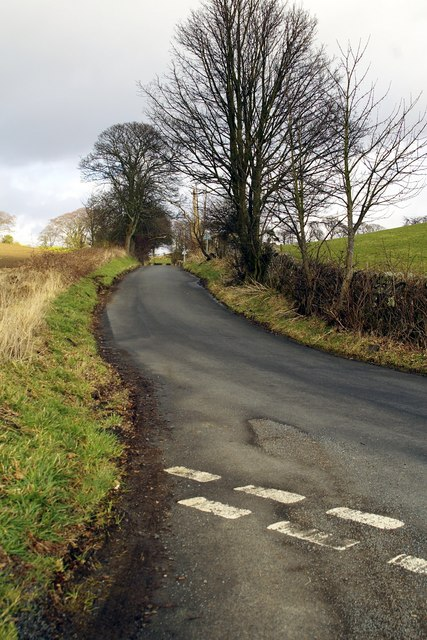 Road to Muirhouses