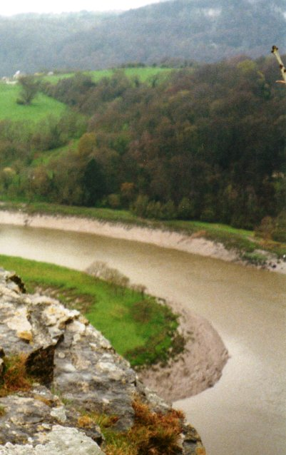 River Wye from Wintour's Leap
