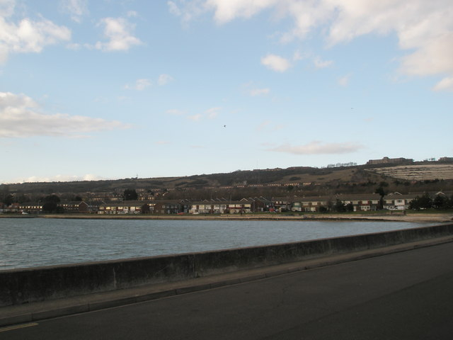 View across to Farmlea Road