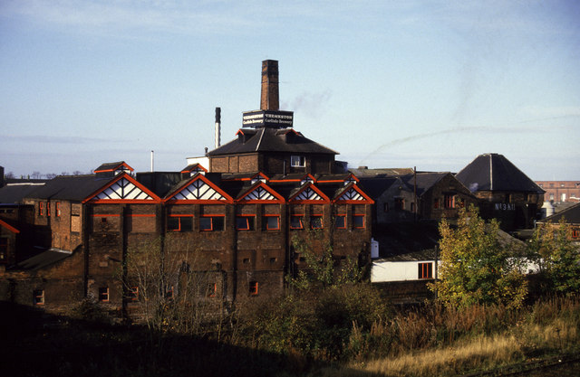 Theakston Carlisle Brewery