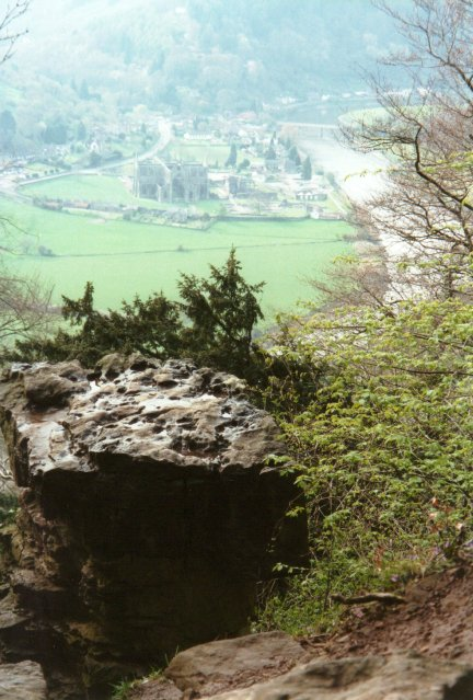 View from the Devil's Pulpit