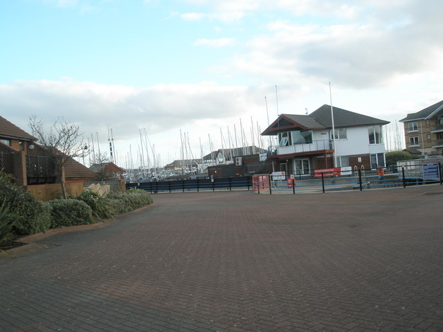 Port Solent Harbour Office