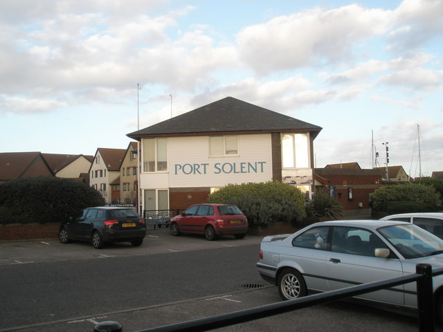 Port Solent Logo
