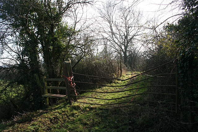 Old Railway Crossing