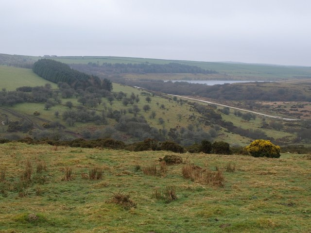 Northwood Downs from Draynes Common