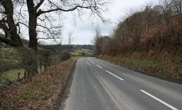 Road To Llanwddyn