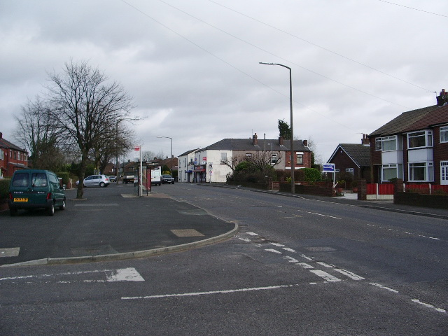 Park Road, Westhoughton