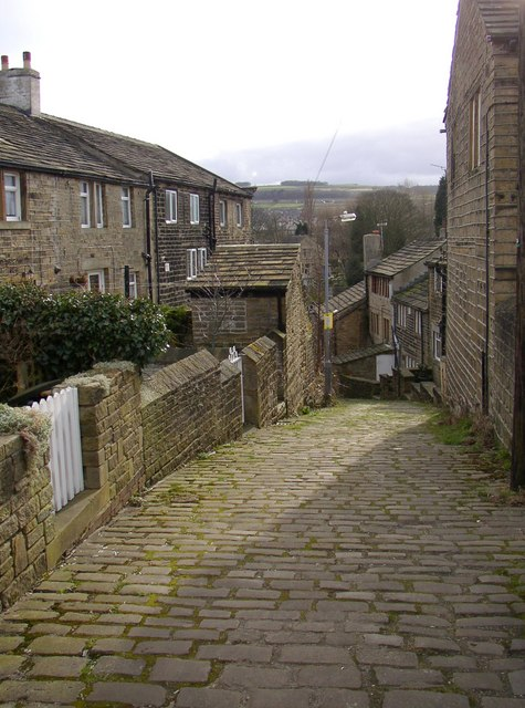 Berry Croft	, Honley