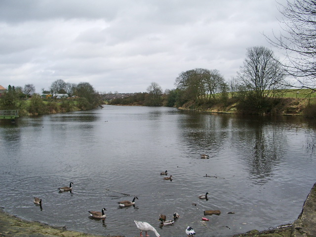 Rumworth Lodge Reservoir