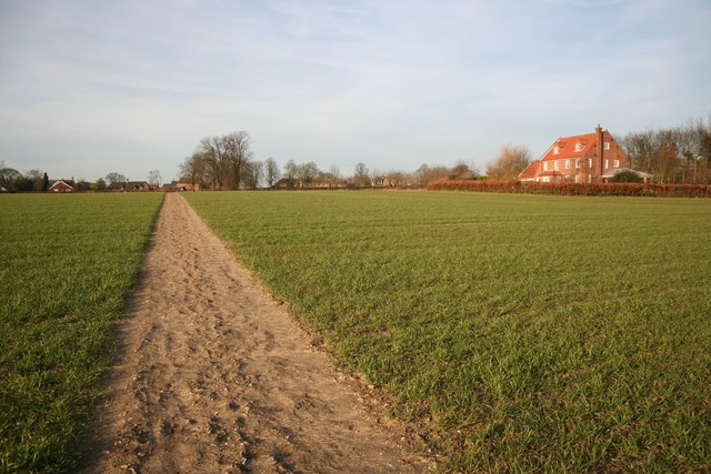 Thimbleby footpath