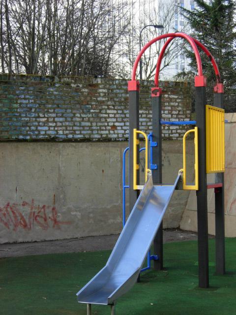 Blashford Children's Playground