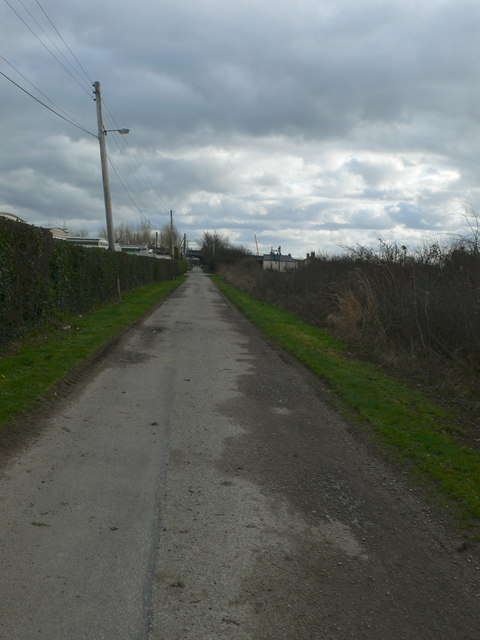 Marsh Road, Rhuddlan