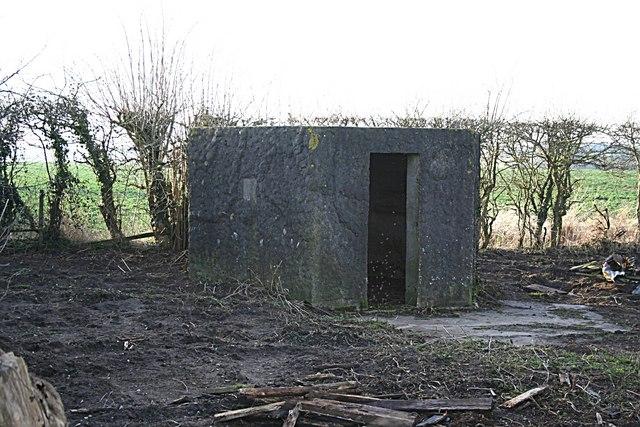 Mill House Farm pill box