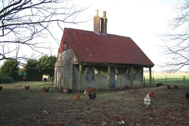 Old Cottage at Langton